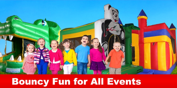 Bounce City, Kildare. Bouncy Fun for all events - Bouncy castle & inflatables hire, County Kildare, Ireland